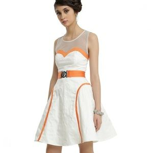Gorgeous Her Universe Star Wars BB-8 dress
